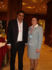 Mr. Mohamed Gomaa (CEHAES Manager) & Dr. Klava